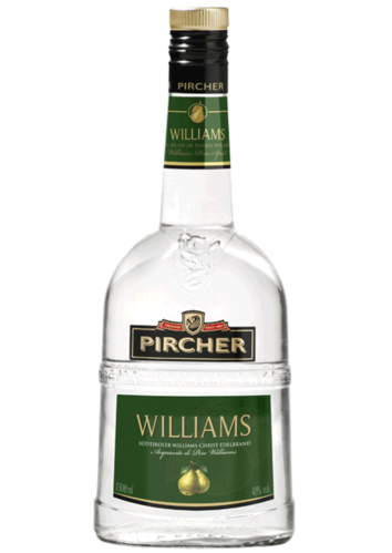 Pircher Williams - Südtiroler Williams Christbirnen Edelbrand 1500 ml