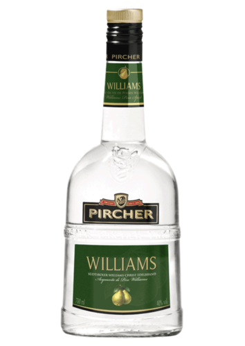 Pircher Williams - Südtiroler Williams Christbirnen Edelbrand 700 ml