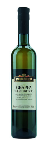 Pircher Grappa - Lion Treber 500 ml