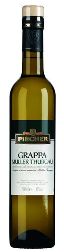 Pircher Grappa - Müller Thurgau 500 ml