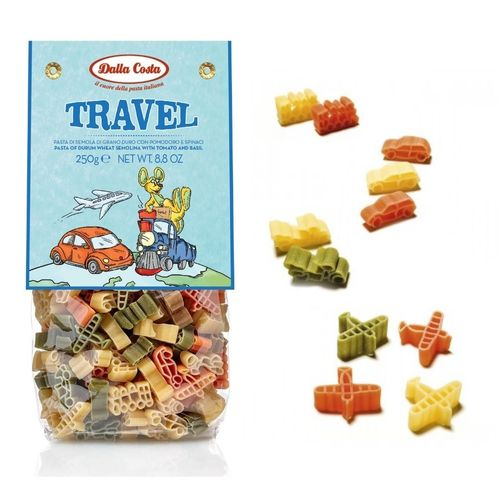 Dalla Costa - Travel Pasta Tricolore 250g