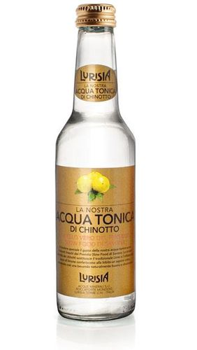 LURISIA - Acqua Tonica di Chinotto - Tonic Water 4 x 275 ml